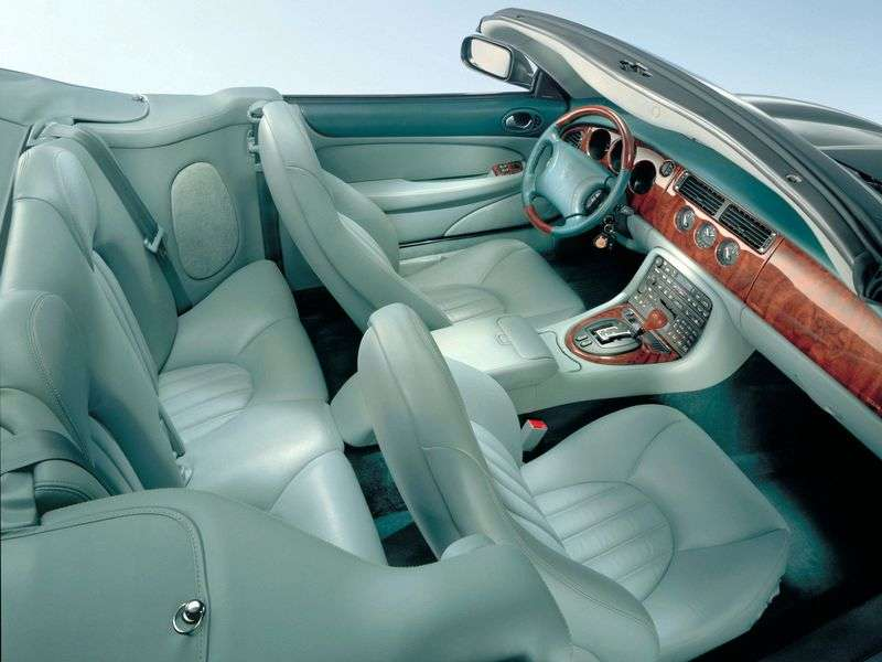 Jaguar XK X100XK8 AT 4.0 Cabriolet (1998–2002)