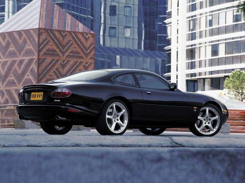 Jaguar XK X100 Restyled XKR Coupe 4.2 MT (2002-2004) ️ | Automobile specification