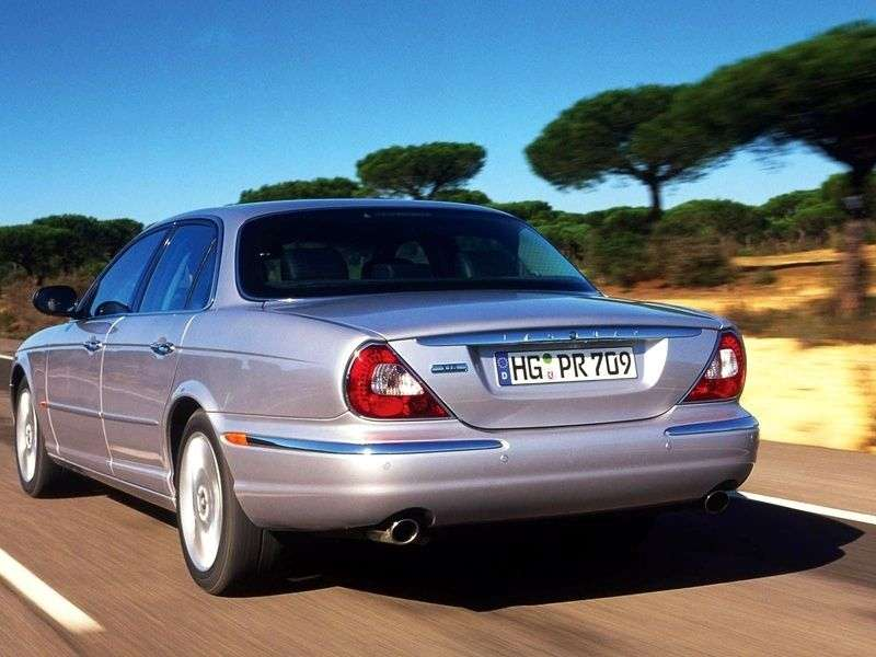 Jaguar XJ X350sandan 4 bit 3.0 AT (2003–2007)