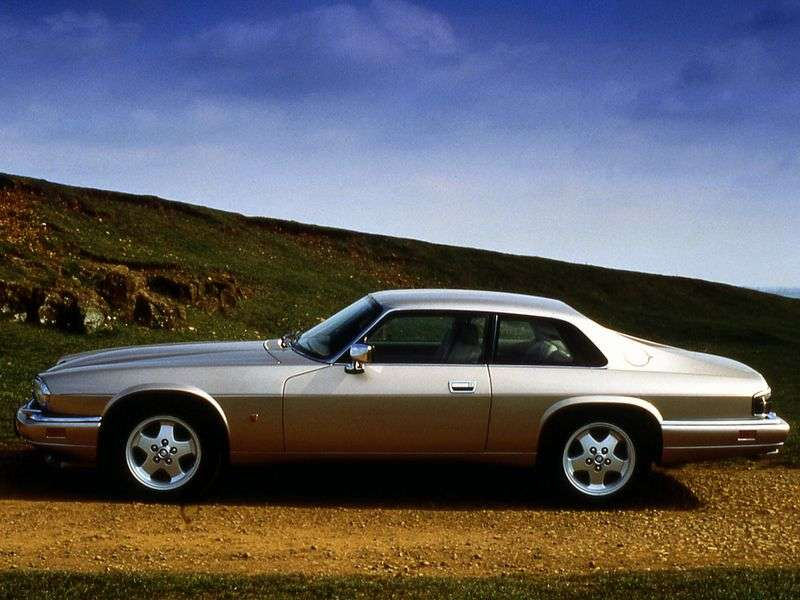 Jaguar XJS 2nd generation coupe 4.0 MT (1991–1994)