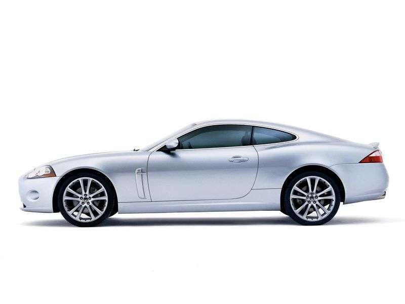 Jaguar XK X150 Coupe 4.2 AT (2005–2009)