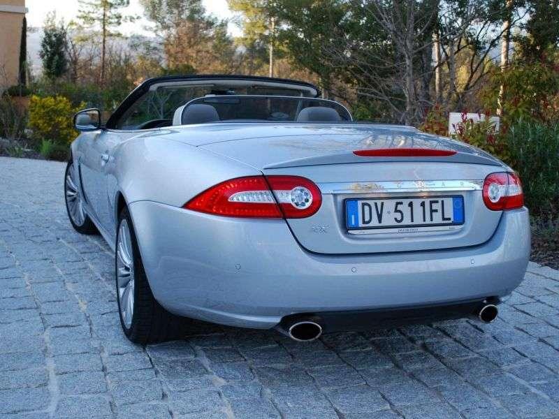 Jaguar XK X150 [zmiana stylizacji] kabriolet 2 drzwiowy. 5,0 AT XK (2009 do chwili obecnej)