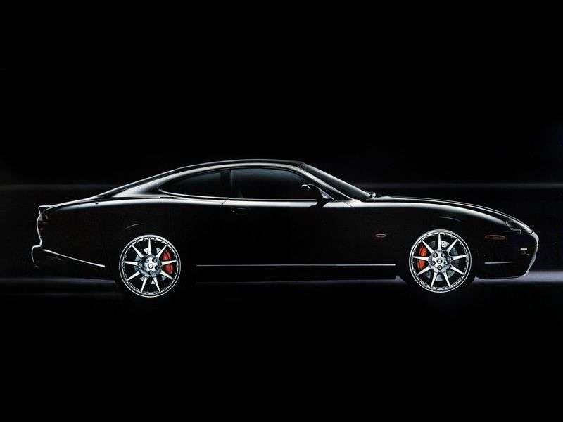 Jaguar XK X100 2nd restyling XK8 Coupe 4.2 AT (2004-2006)