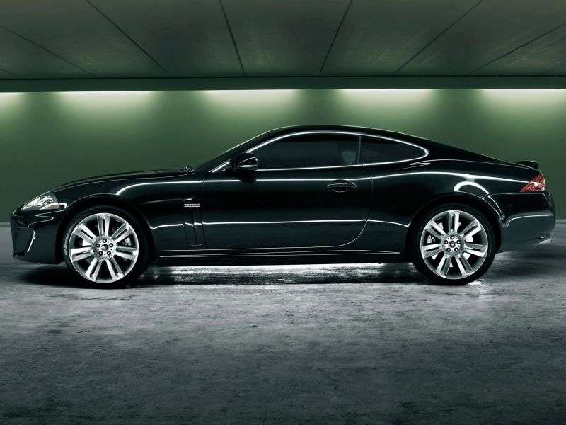Jaguar XK X150 [restyling] XKR coupe 2 dv. 5.0 AT XKR (2009 – present)
