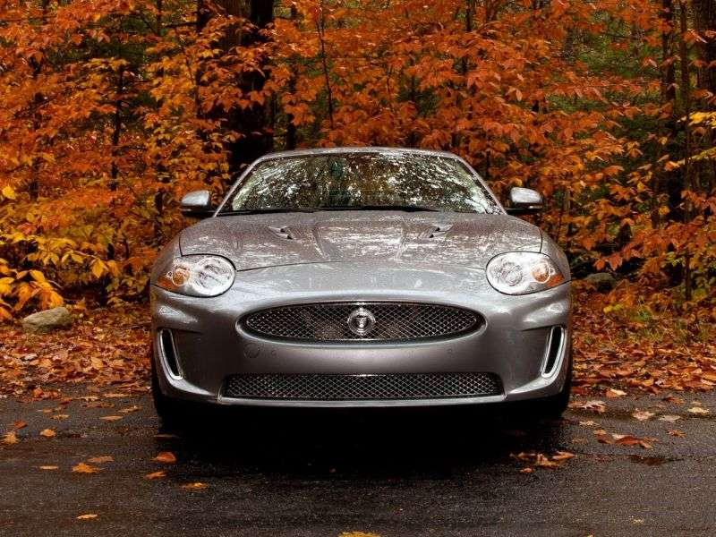 Jaguar XK X150 [restyling] XKR convertible 2 dv. 5.0 AT XKR (2009 – present)