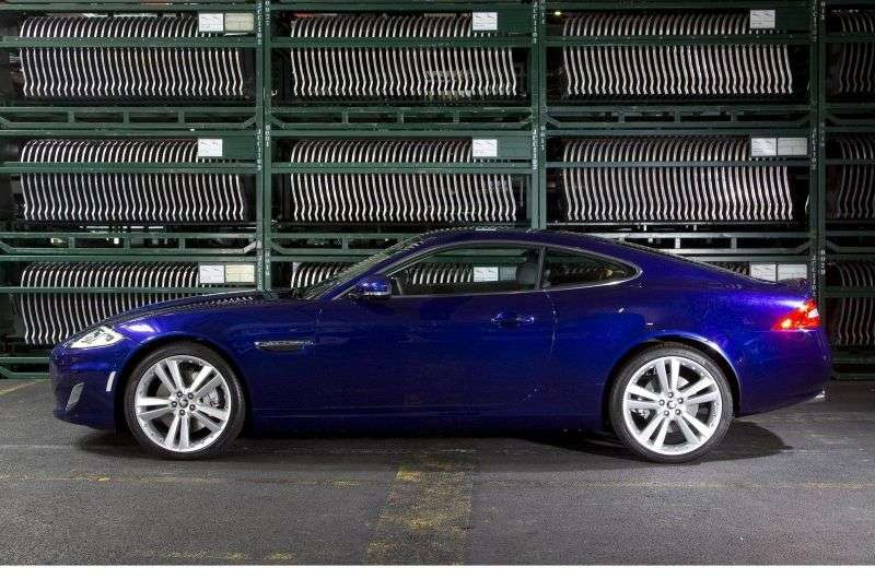 Jaguar XK X150 [2nd restyling] coupe 2 dv. 5.0 AT Luxury (2011 – n. In.)