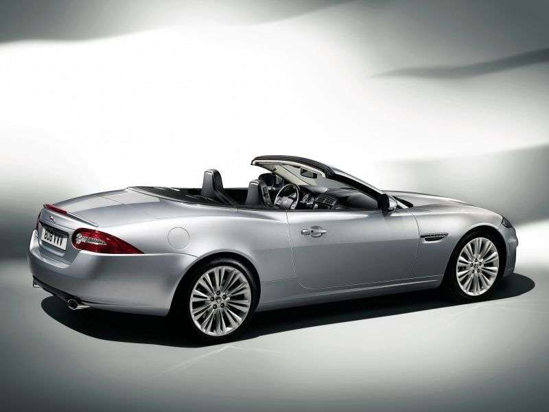 Jaguar XK X150 [2nd restyling] 2 door convertible 5.0 AT Luxury (2011 – n. In.)