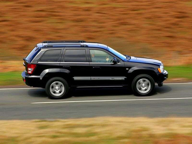 Jeep Grand Cherokee 5 Wv SUV 3.7 AT 2WD (2004–2010)