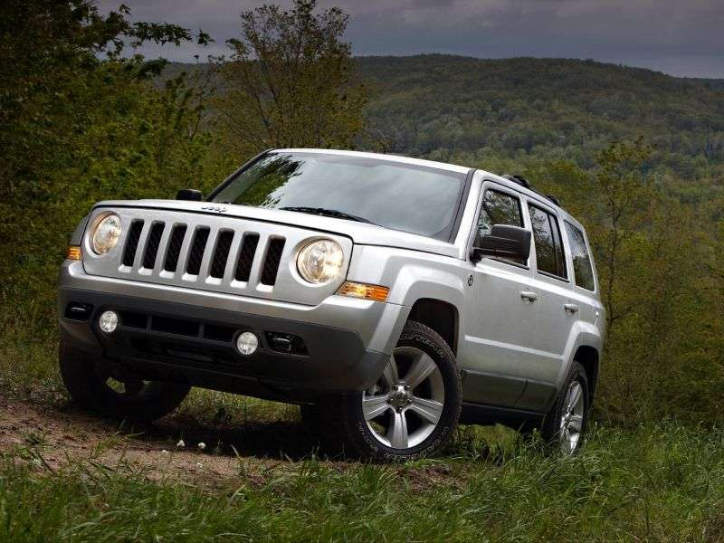 Jeep Liberty 2nd generation crossover 2.4 MT (2007 – n.)