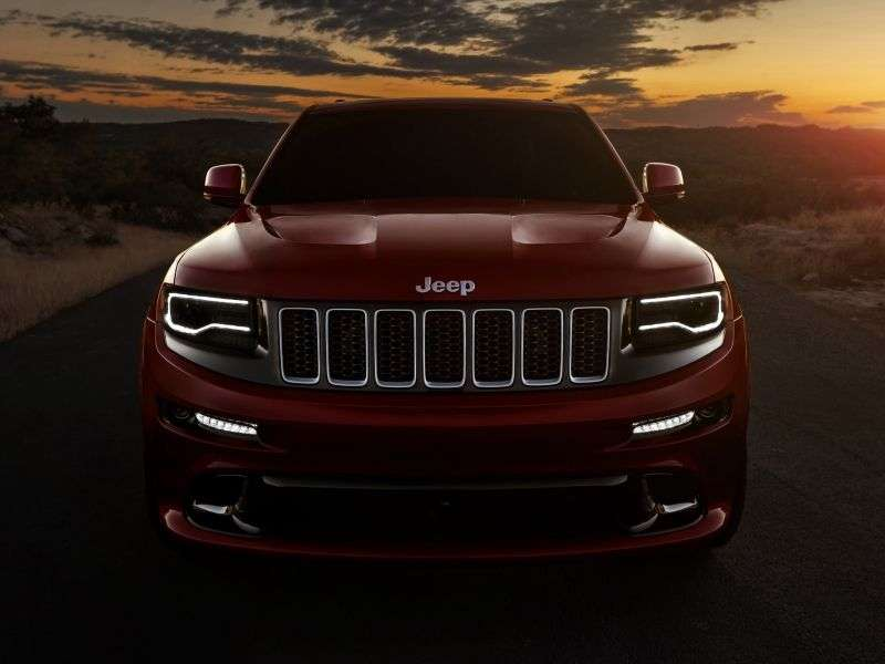 Jeep Grand Cherokee WK2 [restyling] SRT SUV 5 dv. 6.4 AT AWD SRT8 (2013 – present)