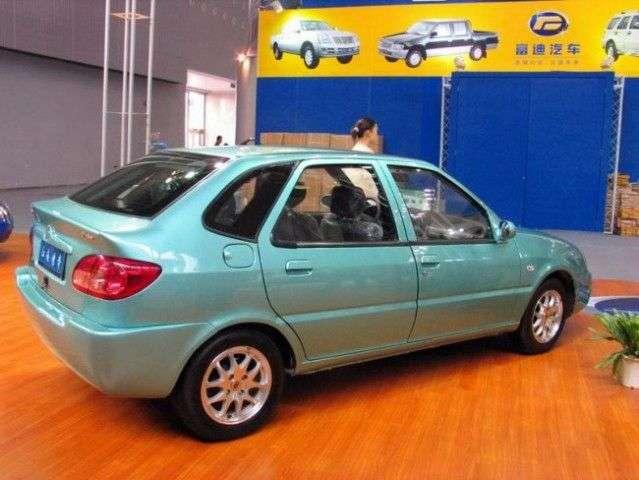 Jiangnan Chuanqi 1st generation 1.5 MT hatchback (2006 – n.)