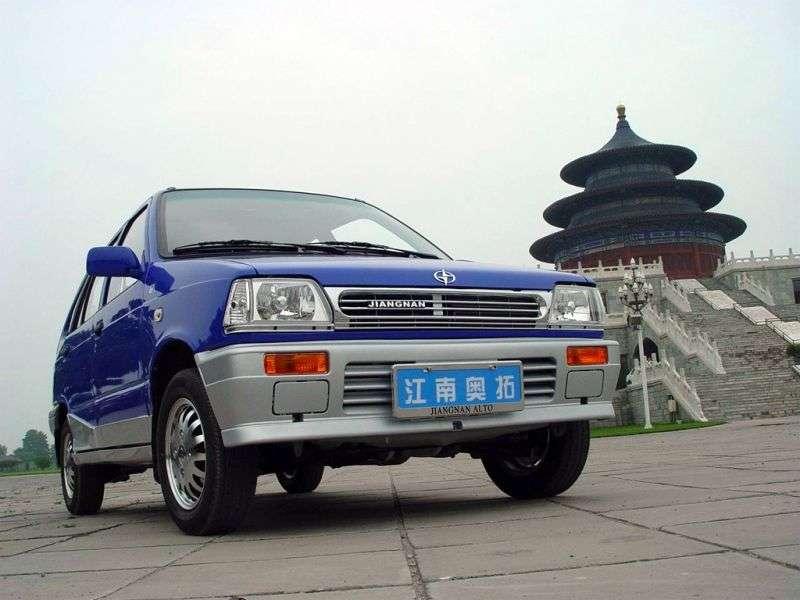 Jiangnan Alto 1st generation hatchback 0.8 MT (1992 – n. In.)