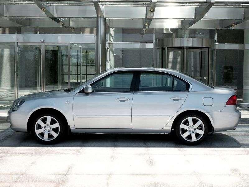 Kia Magentis 2nd generation sedan 2.0 MT (2006–2008)