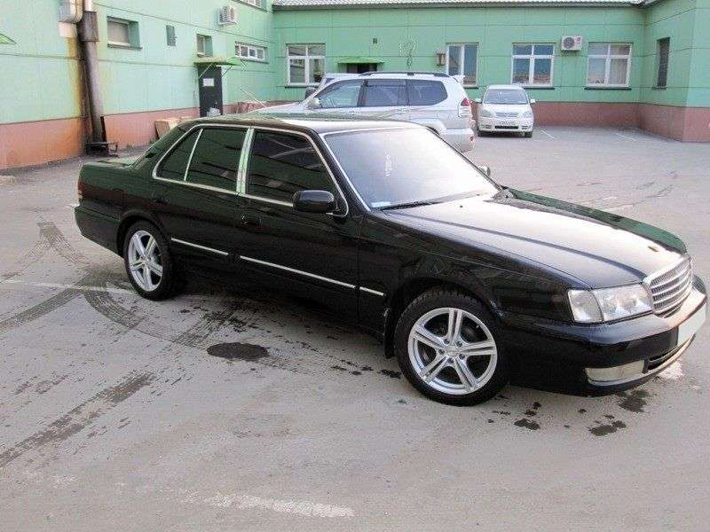 Kia Potentia New [restyling] sedan 2.0 AT (1998–2001)