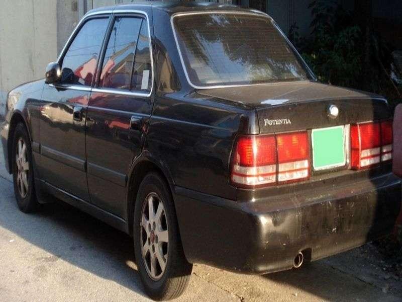 Kia Potentia New [restyling] sedan 2.0 AT (1998–2001)