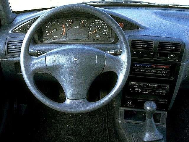 Kia Sephia 1st generation 1.5 MT sedan (1995–1998)