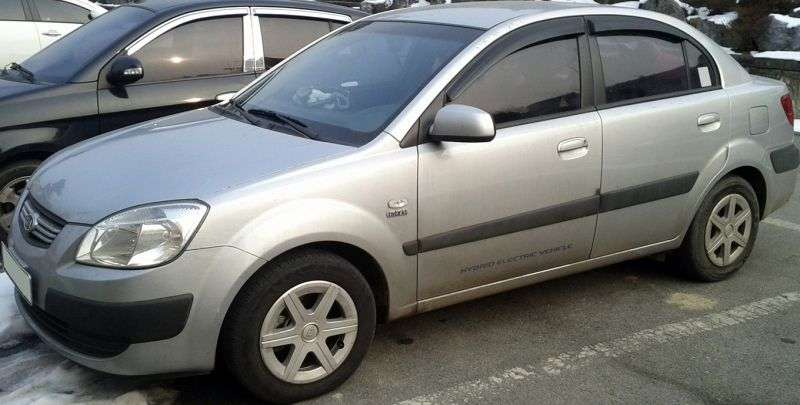 Kia Pride New 1.5 VGT AT (2005–2009)