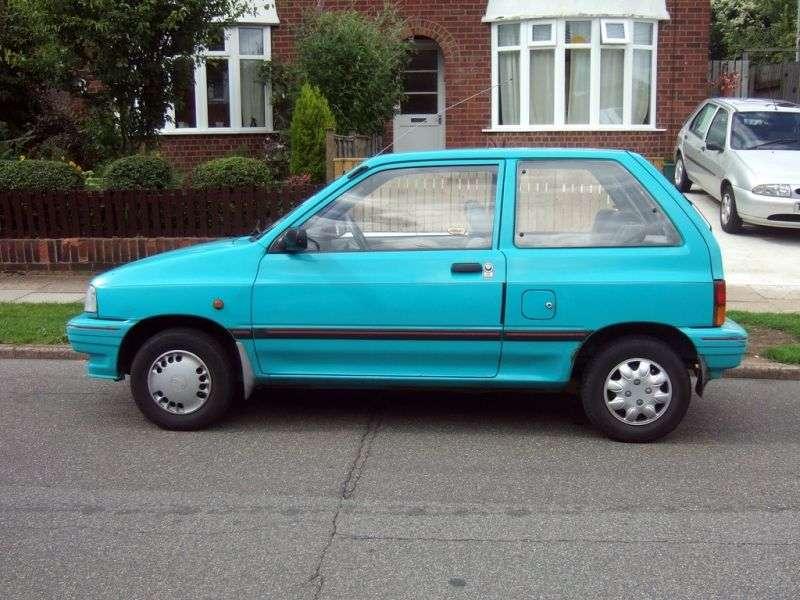 Kia Pride 1st generation hatchback 3 dv. 1.3 MT (1995–1998)