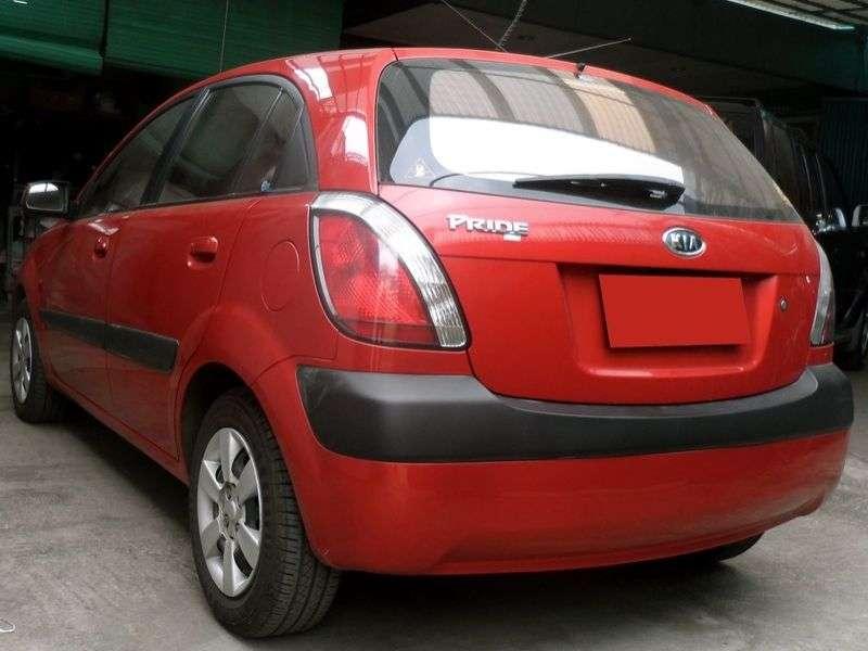 Kia Pride NewHetchback 1.4 AT (2005–2009)