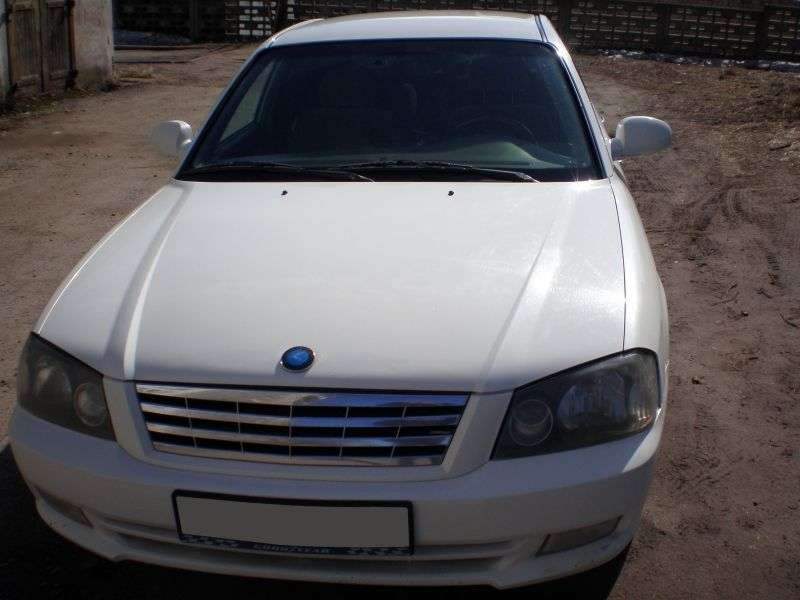 Kia Optima 1st generation sedan 2.0 AT (2000–2001)