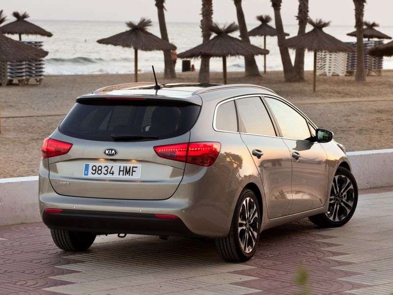 Kia Ceed 2nd generation SW wagon 1.6 D MT (2012 – n.)