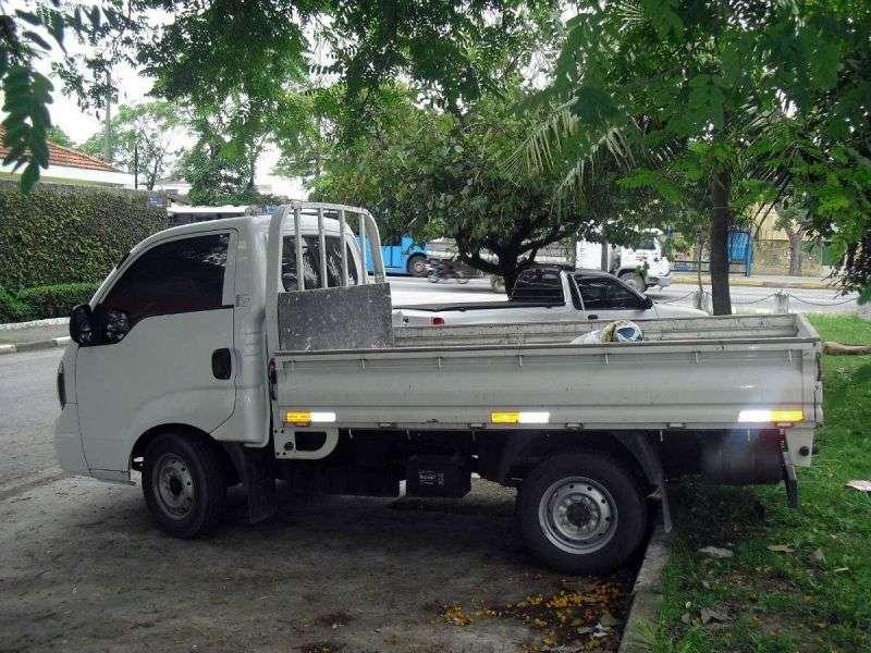 Kia Bongo III [restyling] Standard Cab onboard 2.5 TD MT (2012 – n.)