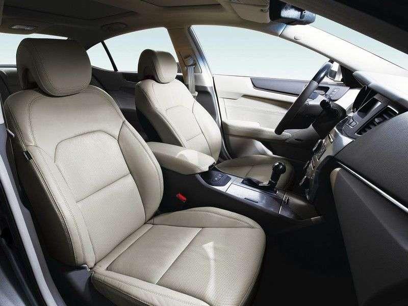 Kia Cadenza 1st generation sedan 3.5 AT (2010 – n. In.)