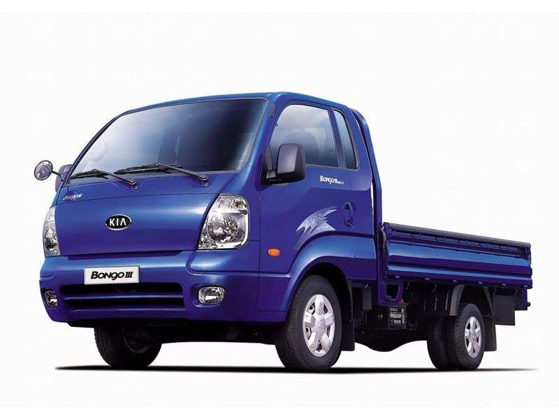 Kia Bongo IIISuper Cab board 2 doors 2.9 TD MT (2004–2012)