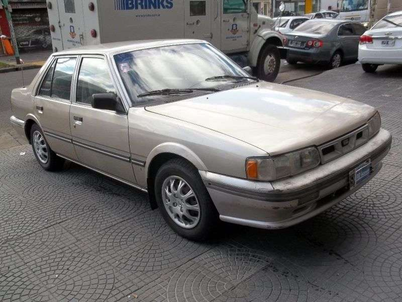 Kia Capital 1st generation [restyled] 1.8 MT sedan (1993–1994)