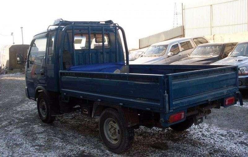 Kia Bongo Frontier [restyling] Super Cab board 2 doors 3.0 D MT (2000–2001)