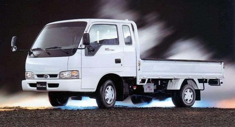 Kia Bongo FrontierSuper Cab 3.0 D MT (1997–2000)