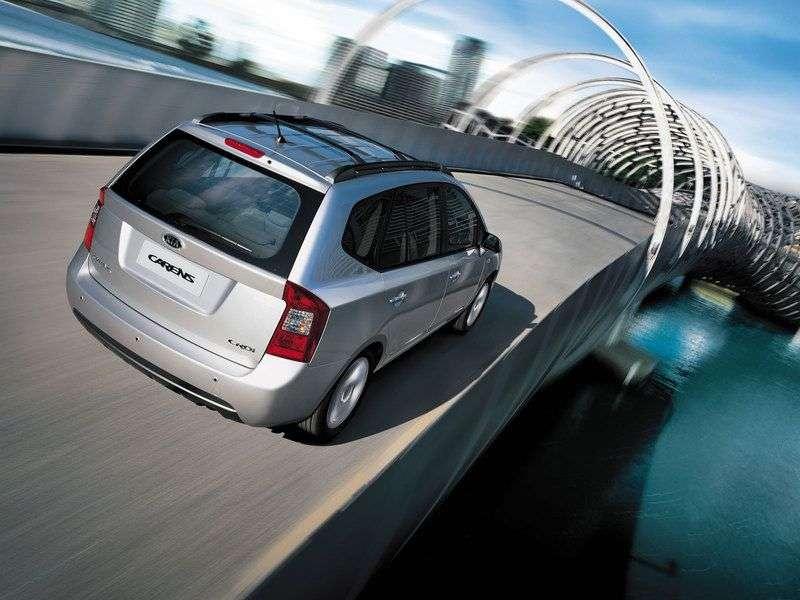 Kia Carens 3rd generation minivan 2.0 AT Comfort (2006–2010)