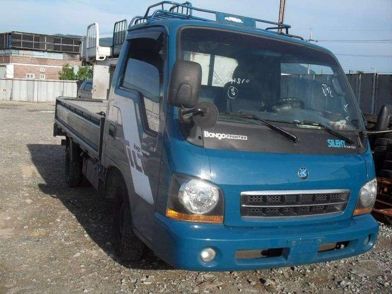 Kia Bongo Frontier [restyling] Standard cab board 2 bit 3.0 D MT 4WD (2001–2004)