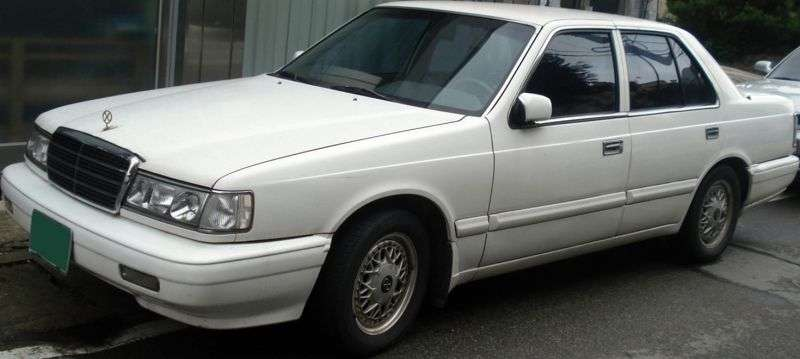 Kia Potentia 1st generation sedan 2.0 AT (1996–1997)