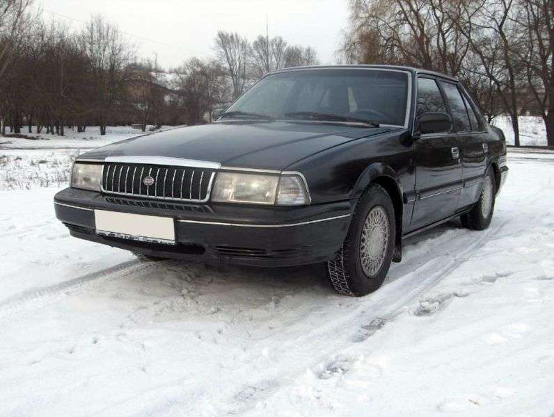 Kia Concord New [restyling] sedan 2.0 AT (1992–1995)