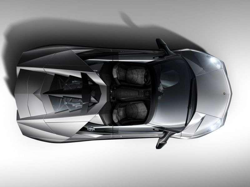 Lamborghini Reventon 1st generation Roadster 6.5 MT (2008–2009)