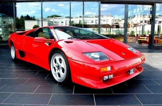 Lamborghini Diablo 2nd generation VT coupe 2 dv. 5.7 MT 4WD (1998–1999)