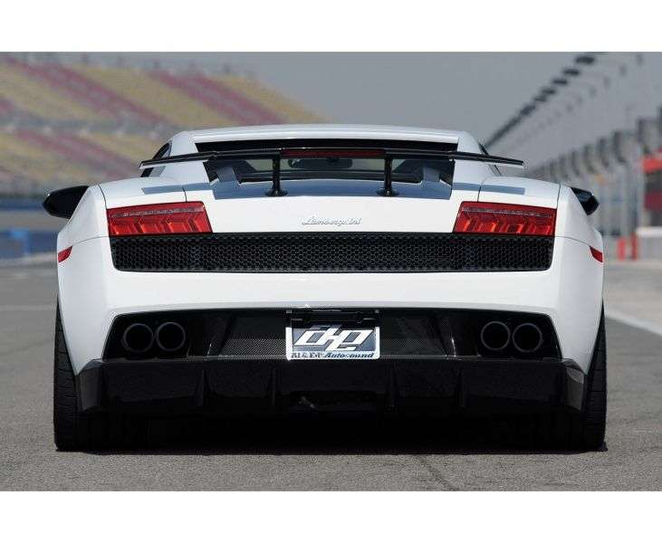 Lamborghini Gallardo 1st generation LP570 4 Superleggera coupe 2 dv. 5.2 MT AWD (2007 – present)