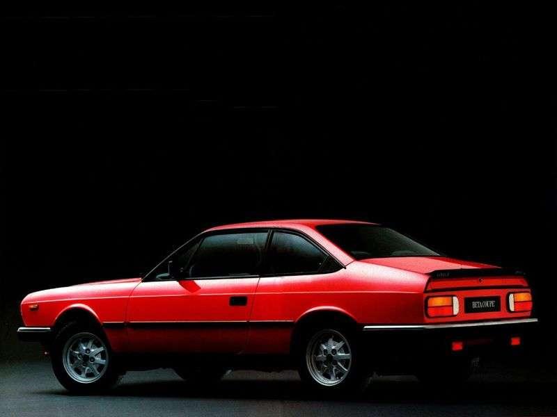 Lancia Beta 1st generation coupe 1.6 MT (1976–1984)