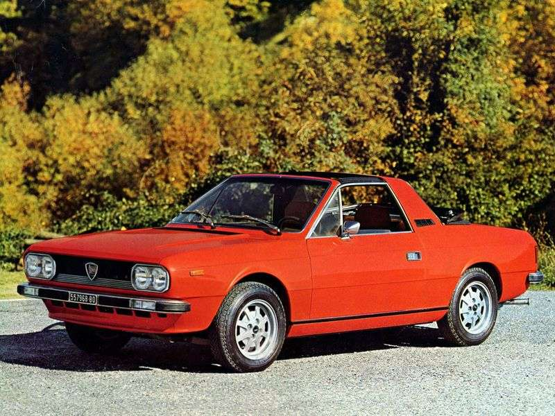 Lancia Beta 1st generation Spider Targa 2.0 MT (1976–1979)