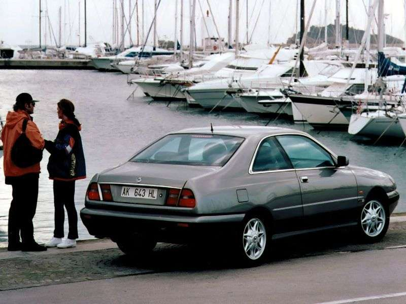 Lancia Kappa 1st generation Coupe 2.0 MT Turbo (1998–2000)