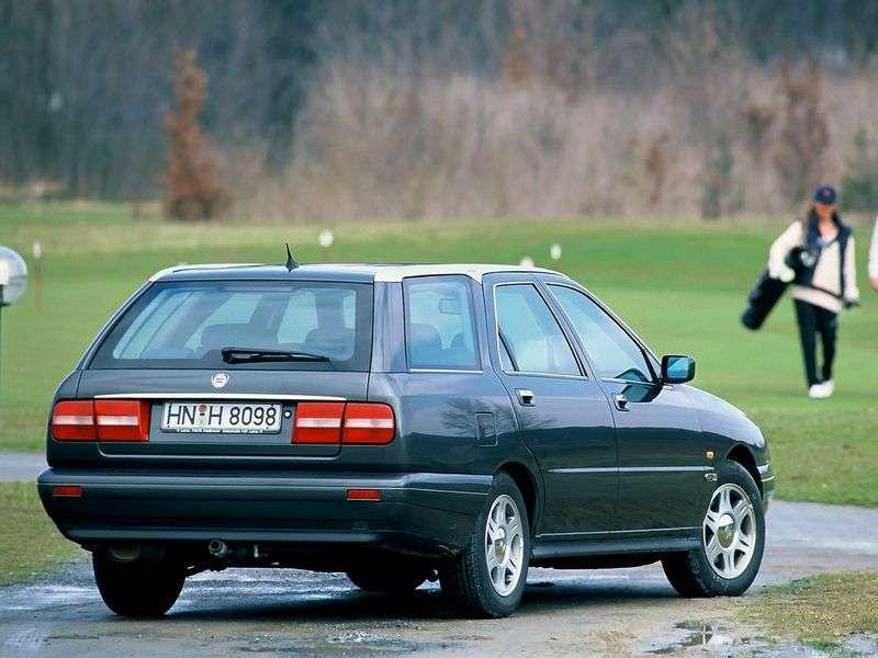 Lancia Kappa 1st Generation Station Wagon Wagon 2.4 JTD MT (1998–2001)