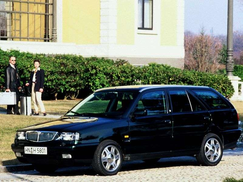 Lancia Dedra 1st generation Station Wagon wagon 1.8 MT LE (1996–1999)