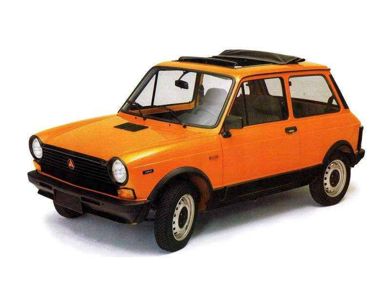 Lancia A112 5th generation hatchback 1.0 MT Abarth (1978–1984)