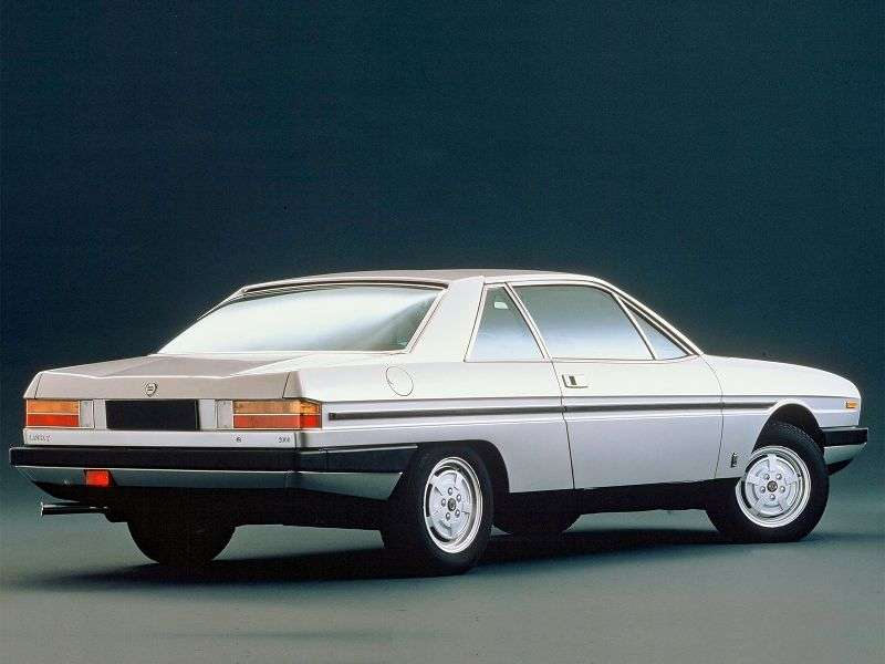 Lancia Gamma 2nd generation Coupe Coupe 2.0 MT (1980–1984)