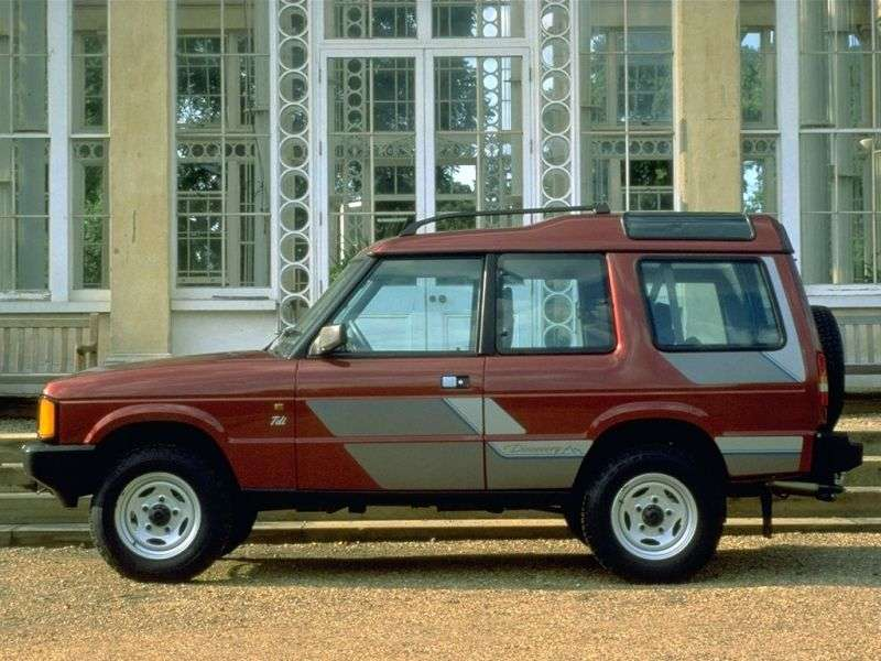 Land Rover Discovery 1st generation SUV 3 dv. 3.5 MT (1989–1997)