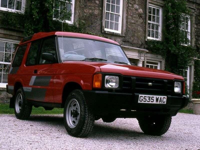Land Rover Discovery 1st generation SUV 3 dv. 2.5 TDi MT (1989–1997)