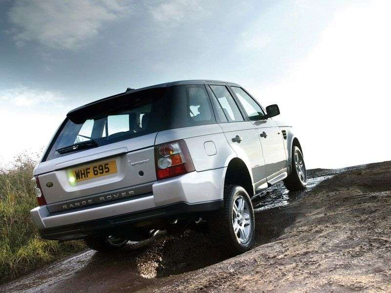 Land Rover Range Rover Sport 1st generation SUV 2.7 TD AT (2005–2009)