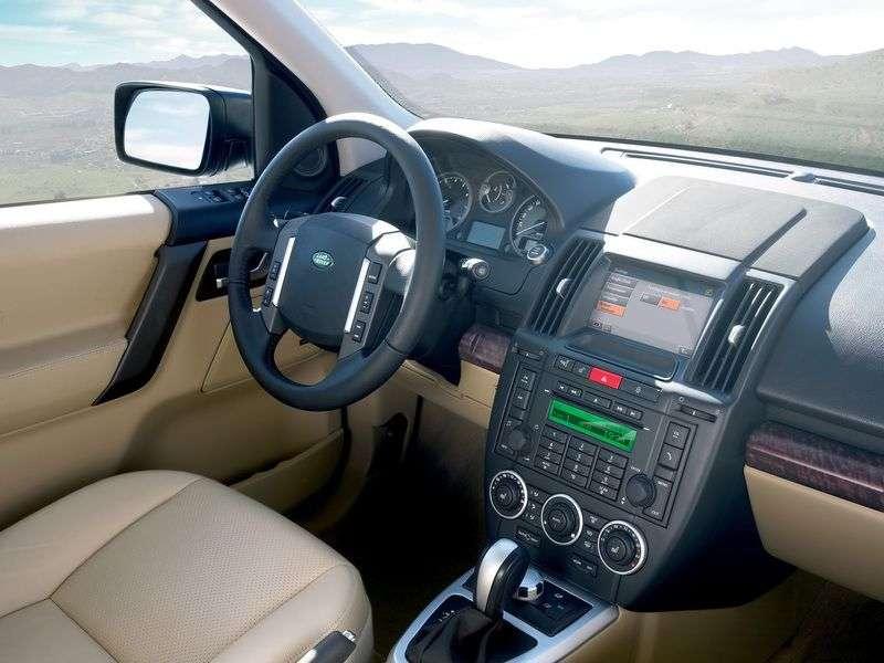 Land Rover Freelander 2nd generation II crossover 2.2 SD AT (2006–2010)