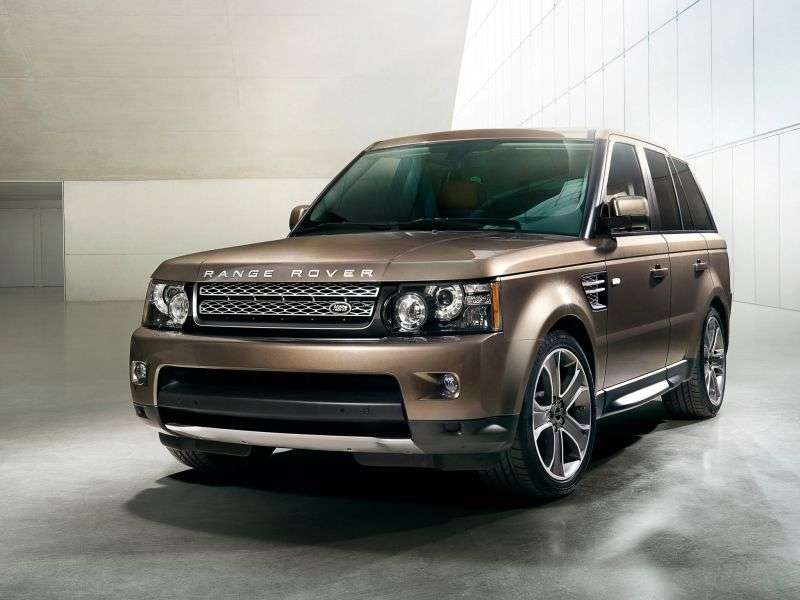 Land Rover Range Rover Sport 1st generation [restyling] SUV 5.0 SC AT Supercharged (2012) (2010 – n.)